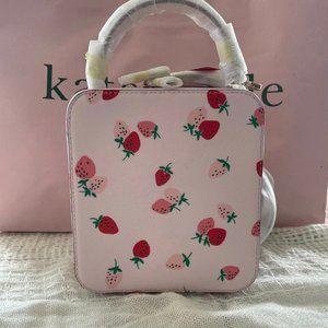 Kate Spade Strawberry Vanity Crossbody